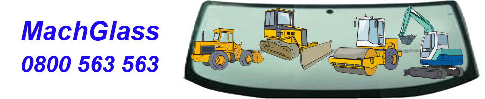 Machinery Glass & Machinery Windscreens
